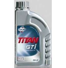 Fuchs Titan GT1 0W20 motorolaj