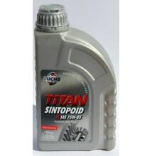 Fuchs Titan Sintopoid FE 75W85 váltóolaj