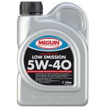 Meguin Low Emission 5W40 motorolaj