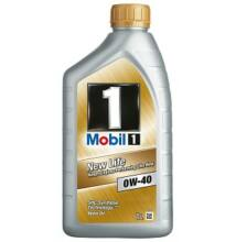 Mobil 1 NEW LIFE 0W40 motorolaj
