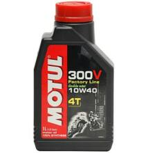 MOTUL 300V 4T FACTORY LINE 10W40 motorolaj