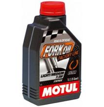 MOTUL Fork Oil light / medium Factory Line 7,5W villaolaj