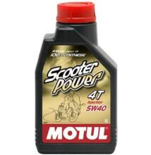 MOTUL Scooter Power 4T 5W40 motorolaj