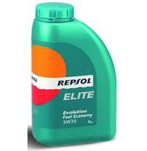 Repsol Elite Evolution Fuel Economy (Low Saps) 5W30 motorolaj