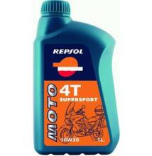 Repsol Moto Supersport 4T 10W30 motorolaj
