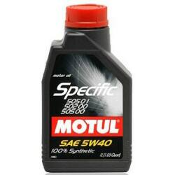 MOTUL SPECIFIC VW 505.01 - 502.00 - 505.00 5W40 motorolaj