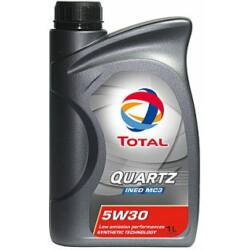 Total Quartz INEO MC3 5W30 motorolaj