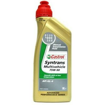 Castrol SYNTRANS Multivehicle 75W90 váltóolaj