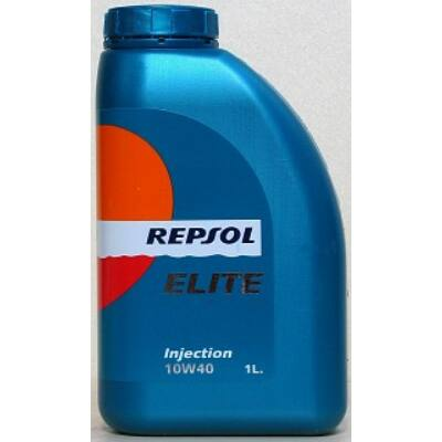 Repsol Elite Injection 10W40 motorolaj