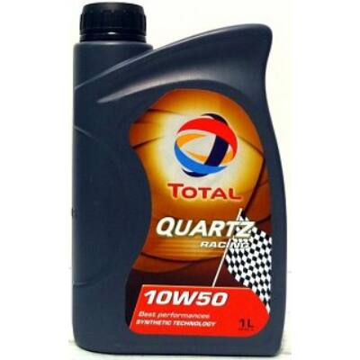 Total Quartz Racing 10W50 motorolaj
